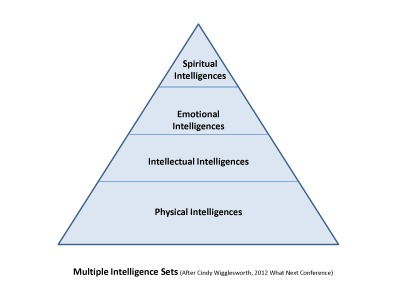 Multiple Intelligences PQ IQ EQ SQ