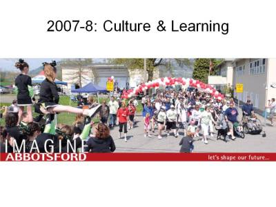 Imagine Abbotsford Culture & Learning