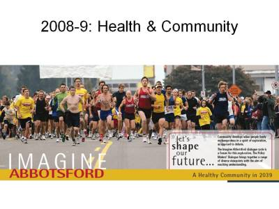 Imagine Abbotsford Health & Community