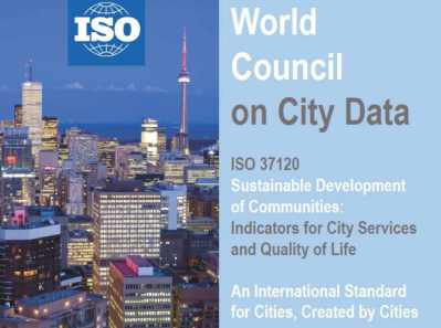 ISO City Standard  (retrieved from http://conference.cityminded.org/wp-content/uploads/2014/11/Patricia_McCarney_PDF.pdf)