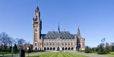 Peace Palace den Haag, NL