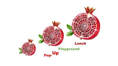 PopUp Pomegranates